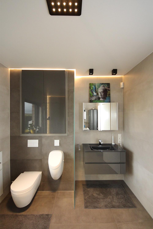 Teilrenovierung Bad, Küche & Veranda